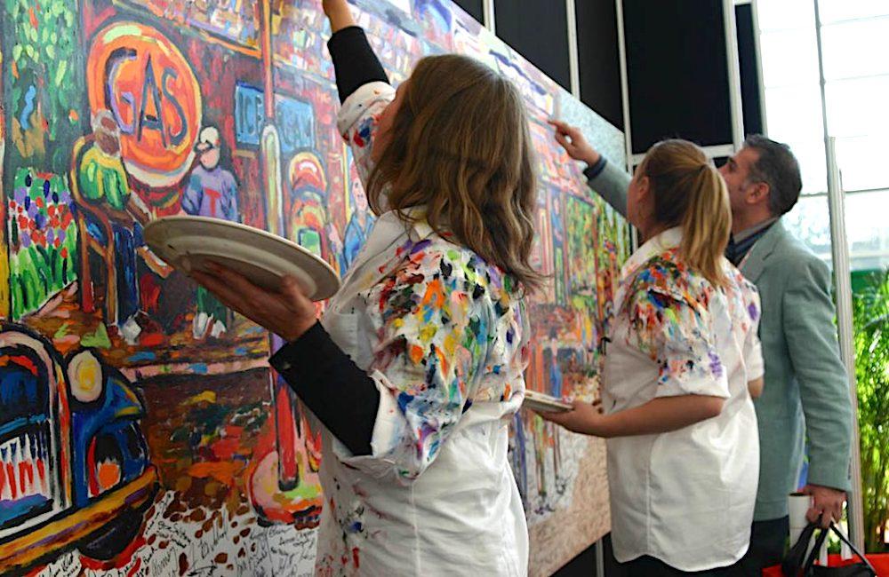 FingerSmears - Paint.Team's Inspired Start